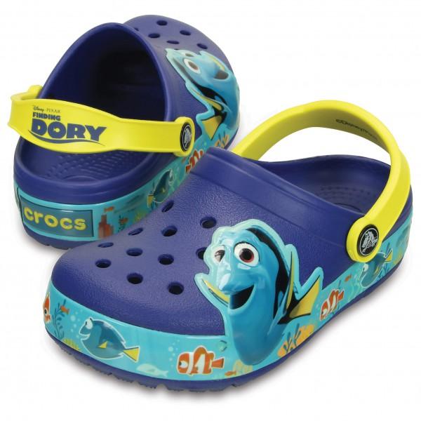 Crocs - Kid's CrocsLights Finding Dory Clog - Sandaler