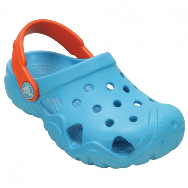 Crocs - Kid's Swiftwater Clog - Ulkoilusandaali