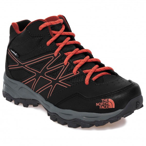 The North Face - Kid's Hedgehog Hiker Mid WP - Hiking shoes