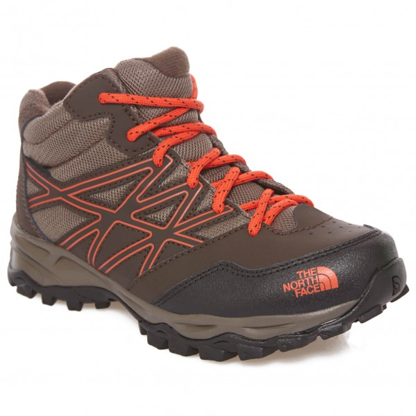 The North Face - Kid's Hedgehog Hiker Mid WP - Botas de trekking