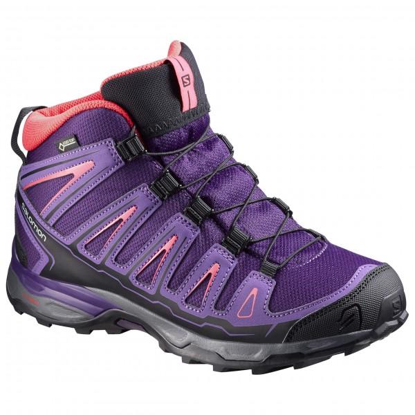 Salomon - Kid's X-Ultra Mid GTX - Hiking shoes