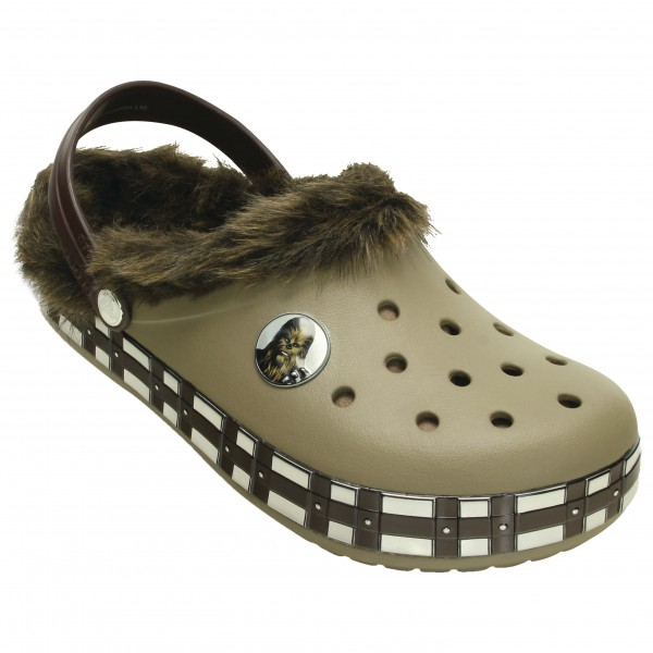 Crocs - Kid's CB Star Wars Chewbacca Lined - Outdoor sandals