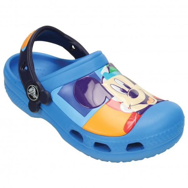 Crocs - Kid's CC Mickey Colorblock Clog - Sandals
