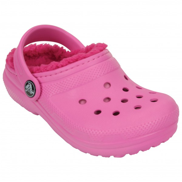 Crocs - Kid's Classic Lined Clog - Slippers