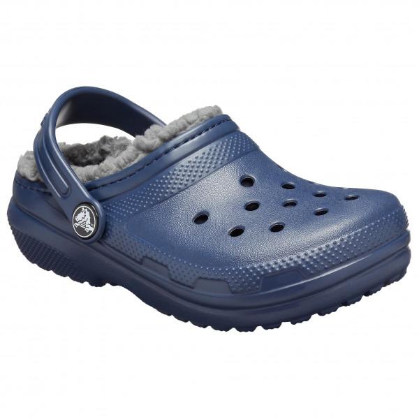Crocs - Kid's Classic Lined Clog - Tohvelit ja sisätaukokengät