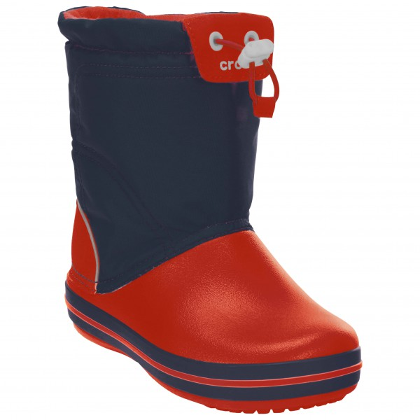 Crocs - Kid's Crocband LodgePoint Boot - Chaussures chaudes