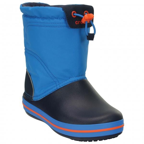 Crocs - Kid's Crocband LodgePoint Boot - Winterschuhe