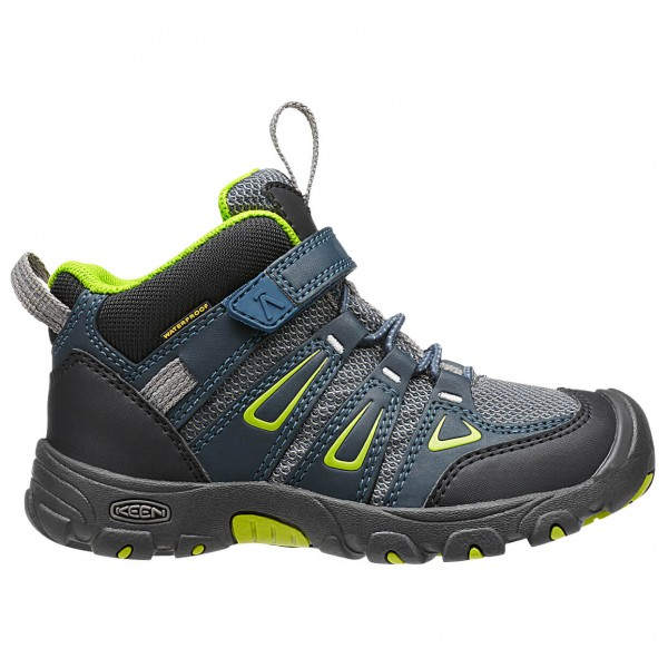 Keen - Kid's Oakridge Mid WP - Hiking shoes