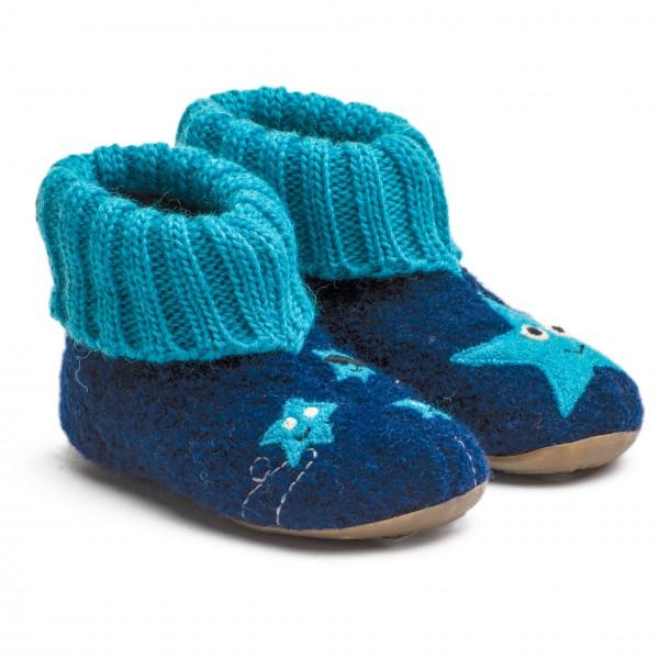 Haflinger - Kid's Everest Star - Slippers