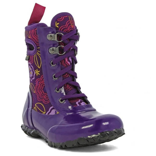 Bogs - Kid's Sidney Lace Posey - Winter boots
