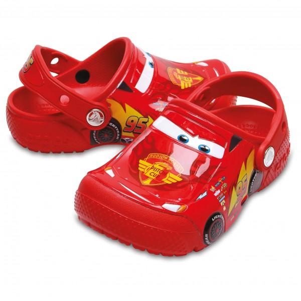 Crocs - Kid's Crocs Fun Lab Cars 3 Movie Clog - Sandaler