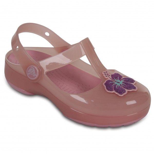 Crocs - Kid's Crocs Isabella Clog PS - Outdoorsandalen