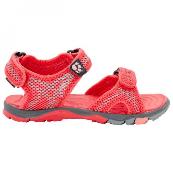 Jack Wolfskin - Girl's Acora Splash Sandal - Sandaalit