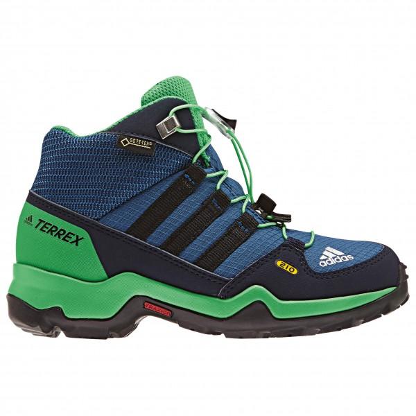 adidas - Kid's Terrex Mid GTX - Vaelluskengät