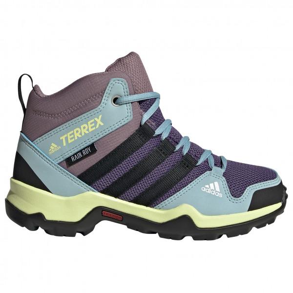 adidas - Kid's Terrex AX2R Mid CP - Vandresko