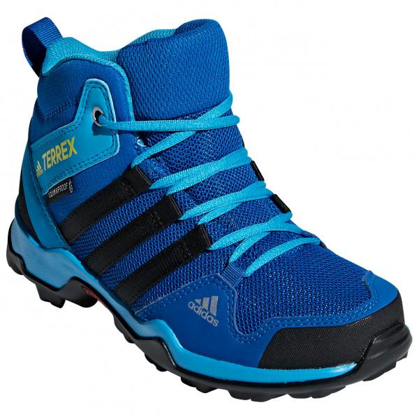 adidas - Kid's Terrex AX2R Mid CP - Wanderschuhe