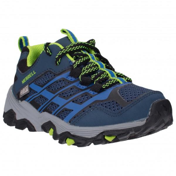 Merrell - ML-Boys Moab FST Low Waterproof - Multisport-kengät