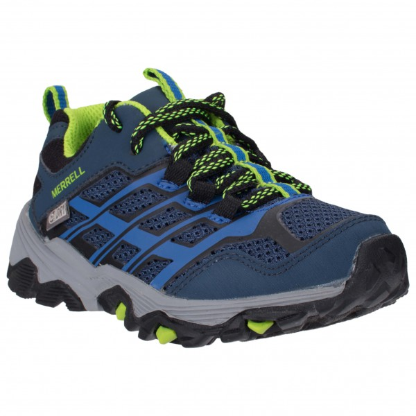 Merrell - ML-Boys Moab FST Low Waterproof - Multisportschuhe
