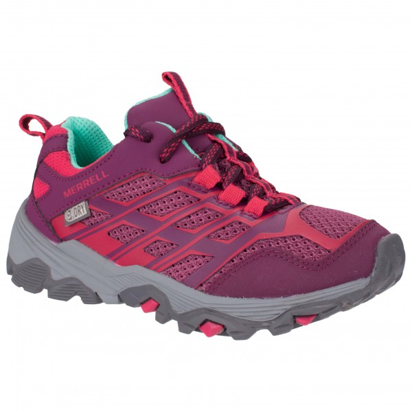 Merrell - ML-Girls Moab FST Low Waterproof - Multisportschuhe