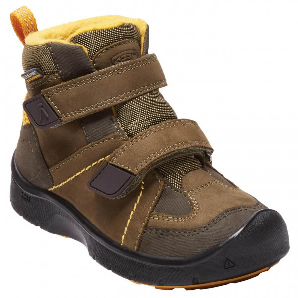 Keen - Kid's Hikeport Mid Strap WP - Multisportschuhe