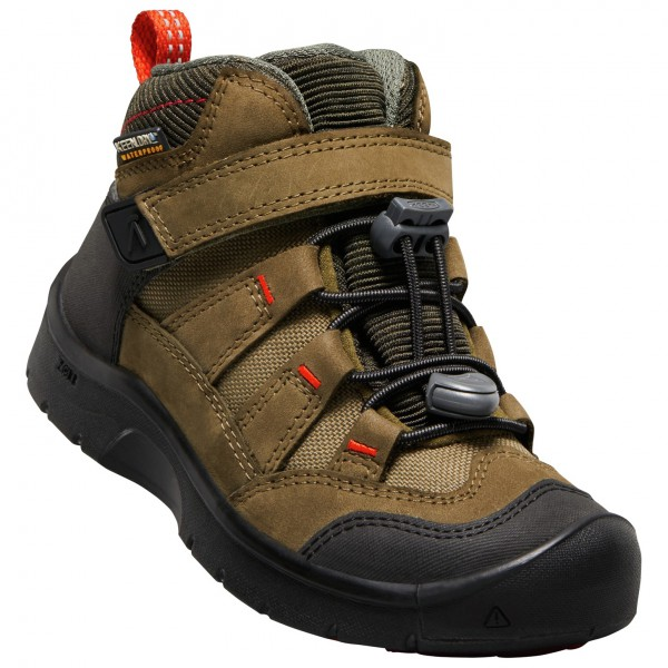 the best attitude 8fb56 d6045 Keen Hikeport Mid WP - Multisportschuhe Kinder   Review ...