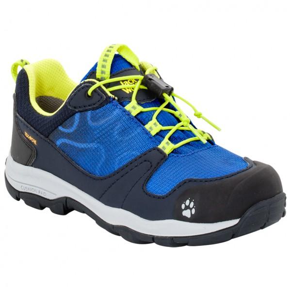 Jack Wolfskin - Boy's Akka Texapore Low - Multisport shoes