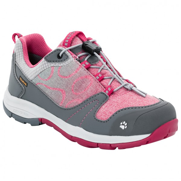 Jack Wolfskin - Girl's Grivla Texapore Low