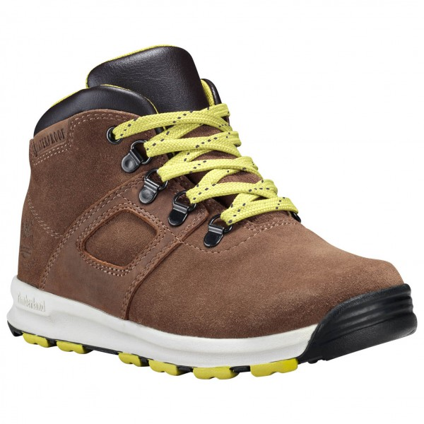 Timberland - Kid's GT Scramble Mid Leather WP - Sneaker