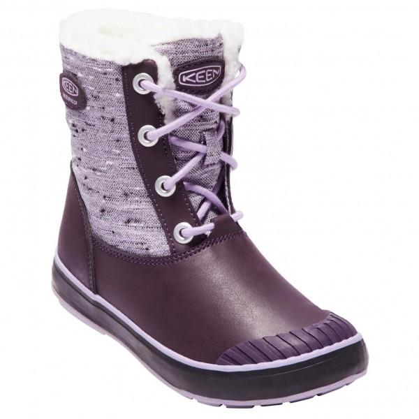 Keen - Youth's Elsa Boot WP - Vintersko