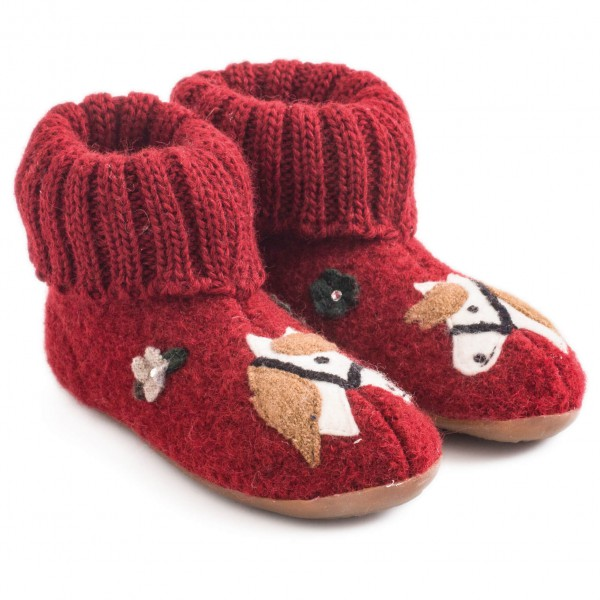 Haflinger - Kid's Fury - Slippers
