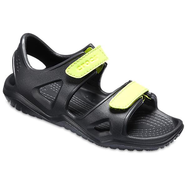 ce139caaf9ad Crocs Swiftwater River Sandal - Sandaler Børn køb online ...