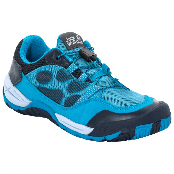 Jack Wolfskin - Jungle Gym Low Kids - Multisport-kengät
