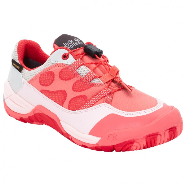 Jack Wolfskin - Jungle Gym Texapore Low Kids - Multisportskor