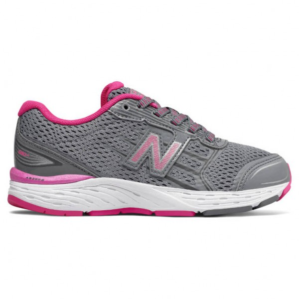 New Balance - Kid's Running Lacet Kj680 - Runningschuhe
