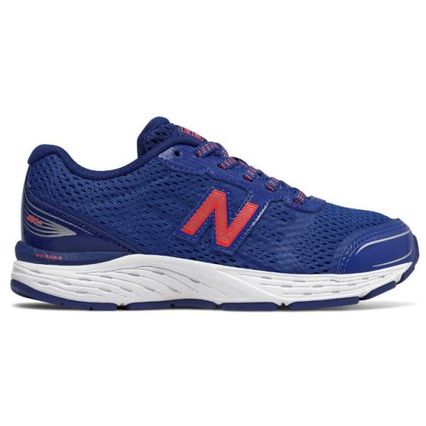 New Balance - Kid's Running Lacet Kj680 - Running-sko