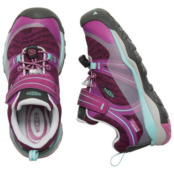 Kid's Terradora Low WP - Multisport shoes