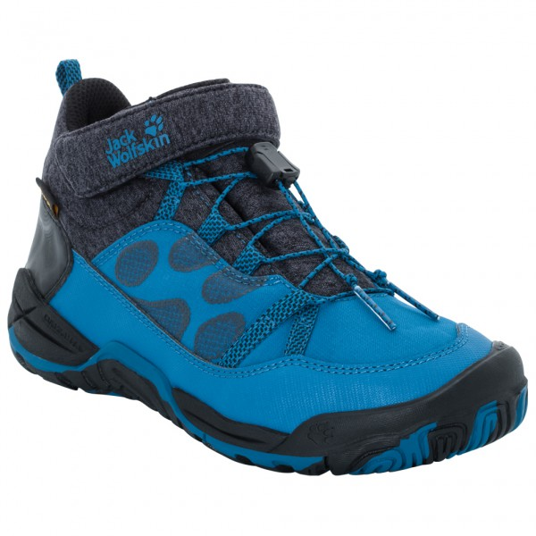 Jack Wolfskin - Kid's Jungle Gym Texapore Mid - Multisport shoes