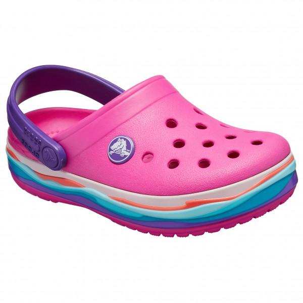 Crocs - Kid's Crocband Wavy Band Clog - Sandaler