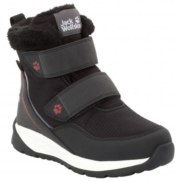 Jack Wolfskin - Kid's Polar Wolf Texapore Mid VC - Winter boots