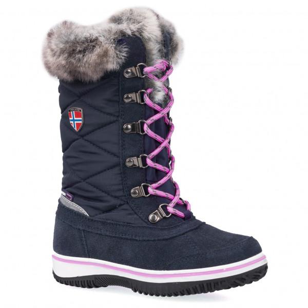 Trollkids - Girl's Holmenkollen Snow Boots - Winter boots