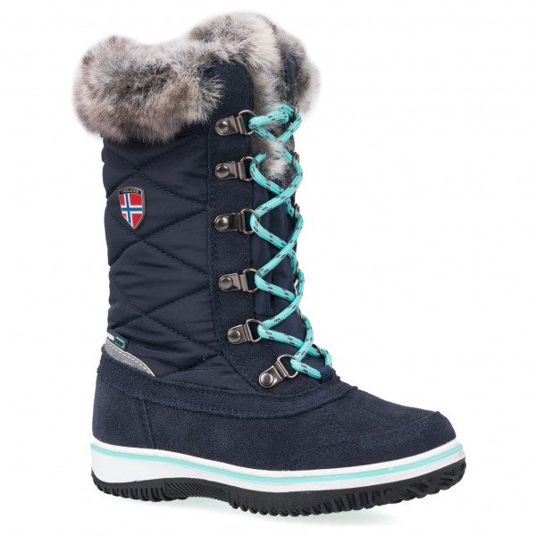 Trollkids - Girl's Holmenkollen Snow Boots - Vinterskor