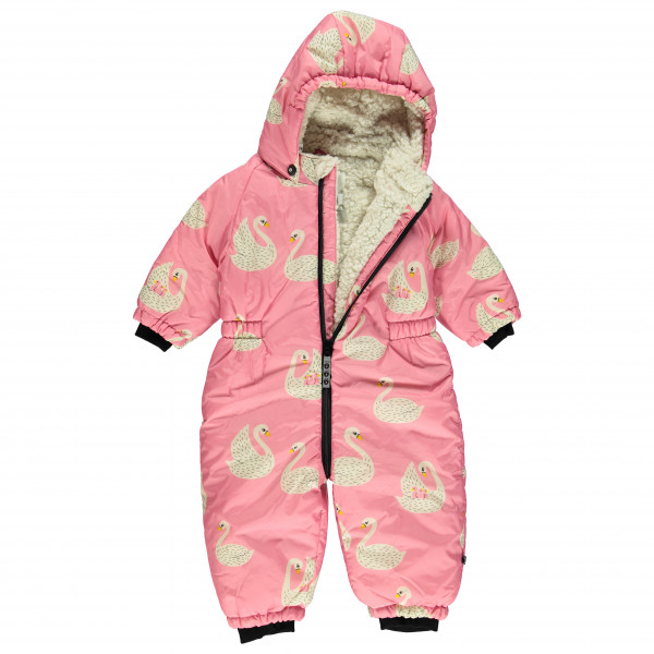 Smafolk - Baby Winter Suit with Swans - Overall