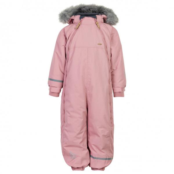 Minymo - Kid's Snowsuit Tussor Solid with 2 Zip - Kedeldragt