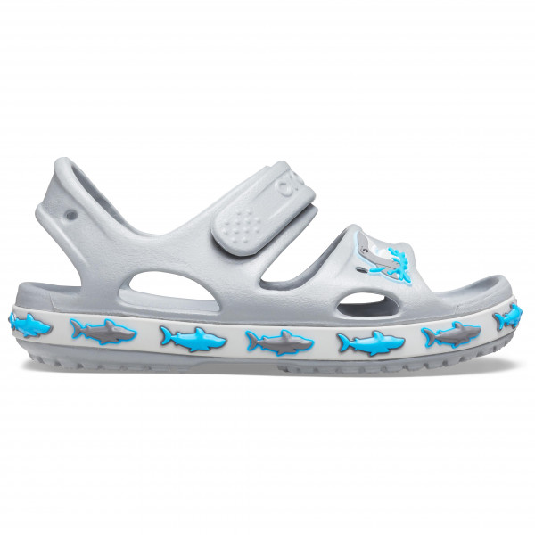 Crocs - Kid's Crocs Fl Shark Band Sandal B - Sandals