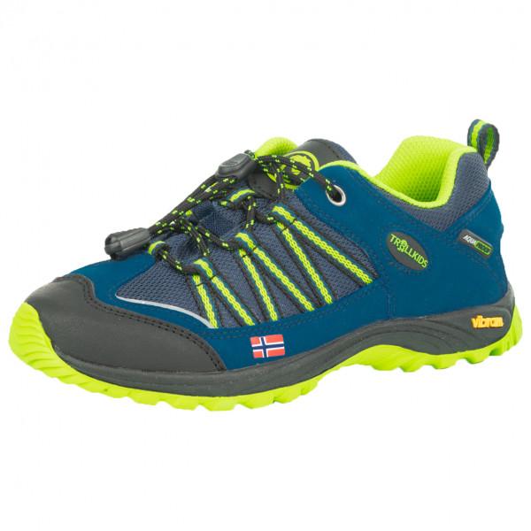 Trollkids - Kids Lofoten Hiker Low - Multisport shoes