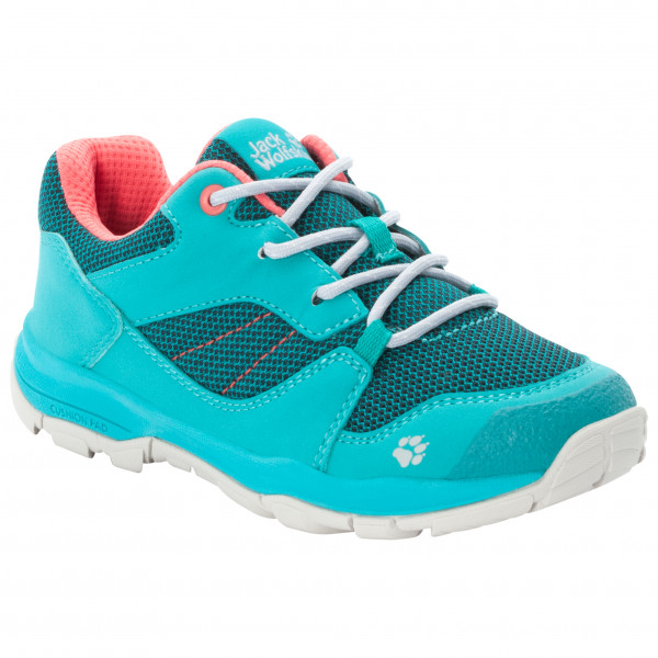 Jack Wolfskin - Kid's Mountain Attack 3 Low - Multisport shoes