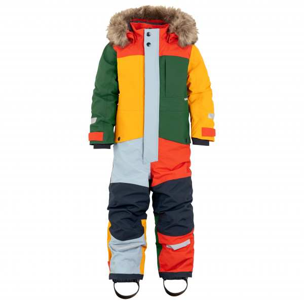 Didriksons - Kid's Björnen Multi Coverall - Tuta outdoor