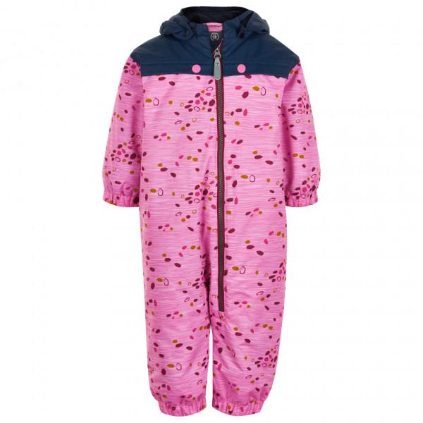 Color Kids - Baby's Coverall Dots - Overall
