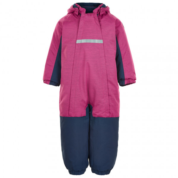 Color Kids - Baby's Coverall Melange - Mono
