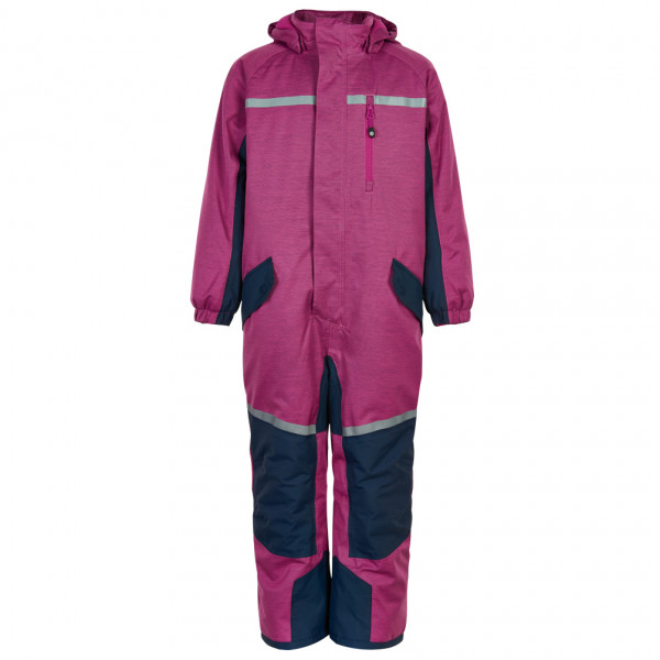 Color Kids - Kid's Coverall Melange - Overall